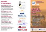 Pieghevole - Gruppo Divulgazione Scientifica Dolomiti