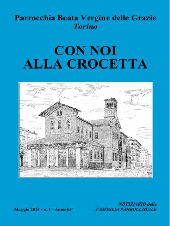 CON NOI ALLA CROCETTA - maggio 2014