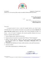 clicca qui - Associazione Ornitologica Agrigentina