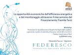 Presentazione Federesco
