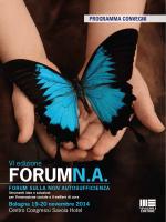 Programma - Forum sulla non Autosufficienza
