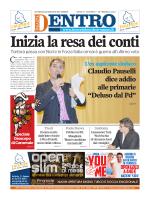 Claudio Pauselli dice addio alle primarie