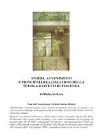 Storia della Scuola STAC Italia, con sede a Piacenza.