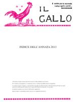 annuale 2013