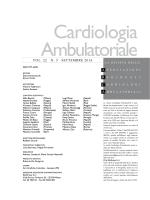 Numero - ARCA Associazioni Regionali Cardiologi Ambulatoriali