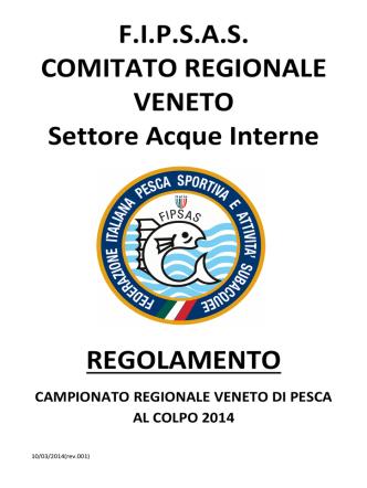 Campionato Regionale Veneto - Anfi