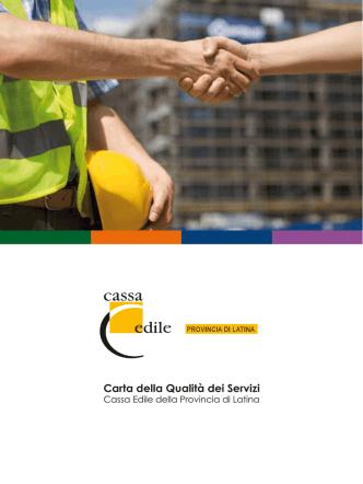 Carta della Qualità dei Servizi
