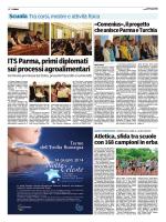 ITS Parma, primi diplomati sui processi agroalimentari