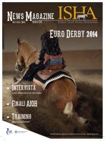 ISHA-MAGAZINE_numero-2 - ISHA - Italian Stock Horse Association