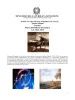 P.O.F. 2015 - Istituto Tecnico Commerciale G. Filangieri
