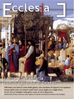 ecclesia in cammino - Diocesi Suburbicaria Velletri