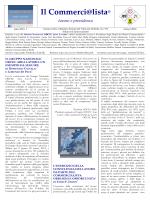 Il Commerci@lista® lavoro e previdenza - UPBeduca - news