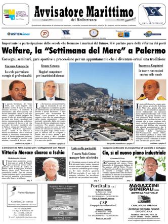 a Palermo - Avvisatore Marittimo del Mediterraneo