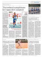 La Stampa - Sisport FIAT