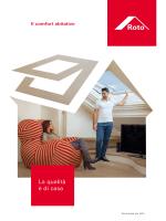 Roto Finestre per tetti 2014 Il comfort abitativo
