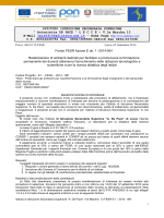 Manifestazione interesse con prezzi unitari_FESR_E1_2014_991