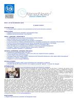 Newletter 29 Settembre 2014