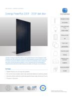 Conergy Power Plus Dark Blu