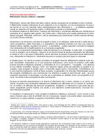 Sulla seconda esercitazione - Università IUAV di Venezia