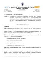 007 I.S.e affidamento polizze assicurative 2014