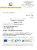 """E1-FESR-2014-649 - Istituto Comprensivo """"Raffaele Viviani"""""""