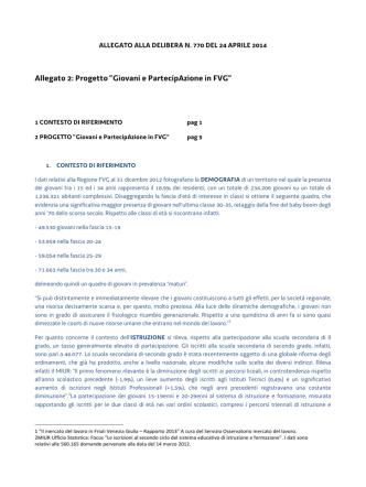 Allegato 2 alla Delibera 770-2014