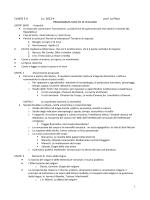 1 CLASSE 3 A a.s. 2013-4 prof. La Placa PROGRAMMA SVOLTO DI