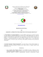 POLO DIDATTICO TECNOLOGICO-DIGITALE