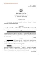 Trib Palermo 13 febbraio 2014 - Diritto Civile Contemporaneo