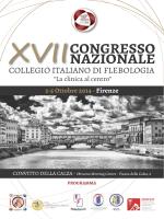 programma - Collegio Italiano di Flebologia