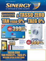 tasso zero tan fisso 0% - Buizza Gianguglielmo Snc