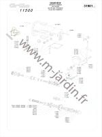 Tavola Ricambi Cod. 31901.2 - M