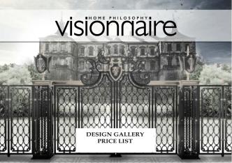 140407 Design Gallery Price List Rooms Fuori Salone
