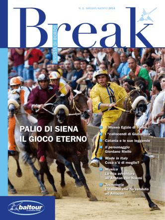 Break n°1 - Baltour S.r.l.