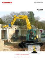B7-5B - Yanmar Construction Equipment Europe