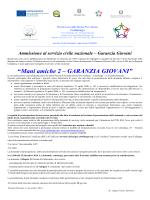 """""""Mani amiche 2 – GARANZIA GIOVANI"""""""