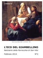 Febbraio 2014 - Parrocchia San Vito al Giambellino