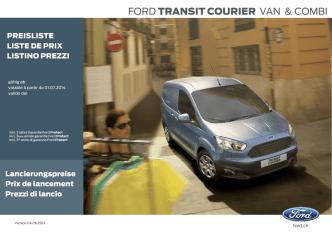 2014 Transit Courier Van Preisliste.pub
