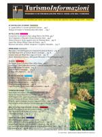 Aprile-Maggio 2014 - TurismoInformazioni
