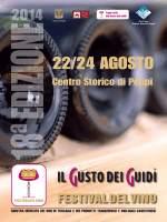 22/24 agosto - ProLoco Poppi