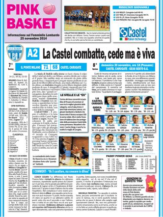 26Nov - Basket Carugate