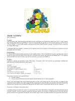 TICHU NANJING - La Tana dei Goblin