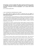 n. 133 del 12 settembre 2014 - Associazione Italiana di Diritto