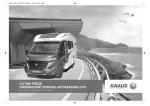 listino prezzi informazioni tecniche autocaravan 2015