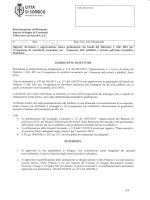 vedi graduatorie - Comune di Buccinasco