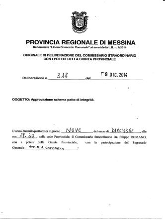9 - Provincia Regionale di Messina