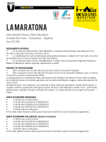 LA MARATONA - Unesco Cities Marathon