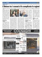 10 ottobre 2014, Il Giornale dei Navigli