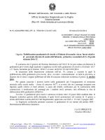 Circolare USR Graduatoria provvisoria di istituto