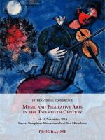 music and figurative arts - Centro Studi Opera Omnia Luigi Boccherini
